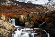 Waterfall photography / by James Case Photography