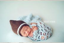 Puur  / Newborn moodboard Baby photography inspiration
