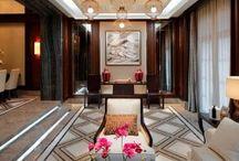 Appartement / villa style asiatique