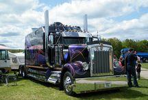 Kenworth Trucks / by Jeff Clark