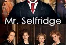 Mr Selfridge my love.