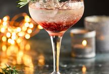 Christmas cocktail / Theme your cocktails for the occasion or event you are hosting