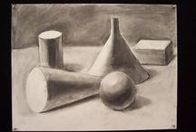 Teaching art ..see student work / Teaching art,my students' work