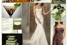 Mix wedding ideas / by Sharon Bezdek