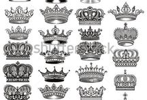 Tatuajes de corona