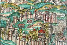 istanbul gravürler