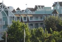 Disney's Beach Club Resort / Disney's Beach Club Resort at Walt Disney World.
