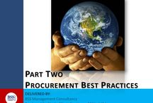 Best Practice Purchasing and Procurement / This pins photos on best practice procurement