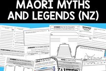 myths and ledgend ideas
