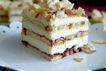 Przepisy - ciasta i słodkości