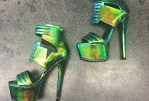 La Shay's / Life is to short to wear boring heels, when you could shop at La Shay's!
