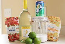 Food & drink ideas