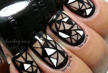 Nails*Tribal*