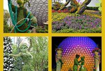 Scrapbooking Disney: EPCOT / by Lena Hall