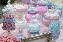 Dessert Tables and Candy Buffets / Keep Calm and Eat Sweets.