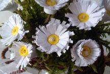 Stroiki, quilling, kwiaty / Ozdoby dla domu