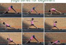 yoga/träning