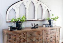 Modern Farmhouse Style Inspiration / Modern Farmhouse Decor & Style Inspiration