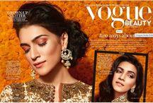 Kriti Sanon Vogue Beauty