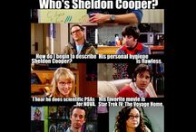 Big Bang Theory / by Shauna Roberts