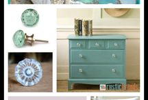 Coastal Cottage / Furniture Hardware for the Beach Cottage or home.