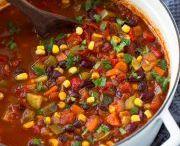 Chili, vegetable