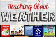 Preschool: Weather/ Letter W