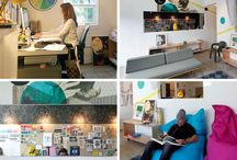 dreamworld workplaces / by Sara Whittemore
