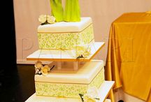 African Wedding Cakes / Cakes made especially to celebrate African wedding traditions