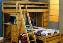 Bedrooms / by Hayley @ Hills Homestead!!