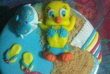 Sugarcakes by Stefania / BIRTHDAY CAKES