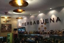 YERBABUENA STYLE / Ristorante/Café nel Centro Storico di Rimini. Aperitivi a buffet - Cucina Romagnola - Ampia selezione di vini, birre, liquori - Locale SKY. Tel.0541/789095 o 333/2104284 - www.yerbabuena.it