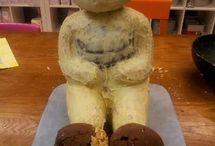 Cbeebies Character Cakes & Tutorials