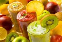 """"""" Smoothie Board """" / by Sandra Hunter"""