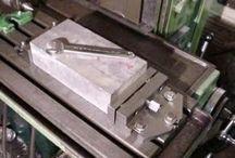 Оснастка для фрезера по металлу