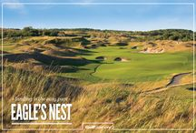 Golf in Canada / Some of Canada's golf crown jewels and up and comers