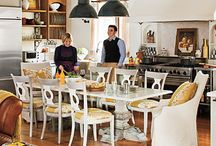 Dining Rooms / by Mary Laurel Burt