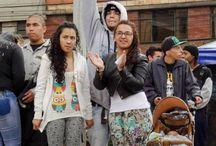 En el Festival Suba al Ruedo el Hip Hop se vive en familia / Comportamiento impecable de nuestra familia en el Hip Hop