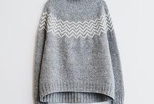strikk - genser