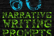 Writers' Workshop / 4th grade writing prompts / by Amy Forrester