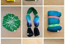 "Tie Die ""Projects to try"""