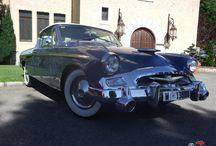 Coches clásicos Segovia | Classic Cars of Segovia / Concentraciones de Coches Clásicos en Segovia
