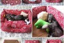 Hundbäddar och övriga