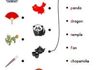 China Themed Activities for Kids
