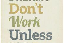 True words / by Donna Speaks