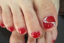 3 Nails Toe / Füsse / Ayaklar / Please Like and Pin ! Thank you