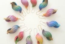 Earring Polymer Clay