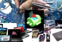 Serwis komputerów, laptopów, smartphonów, tabletów