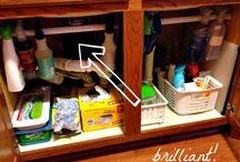 Home Organization / by Melissa Mackie