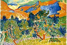 painting / by La Brillane Aix en Provence